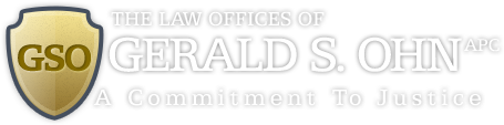 Logo of Law Offices of Gerald S. Ohn, APC